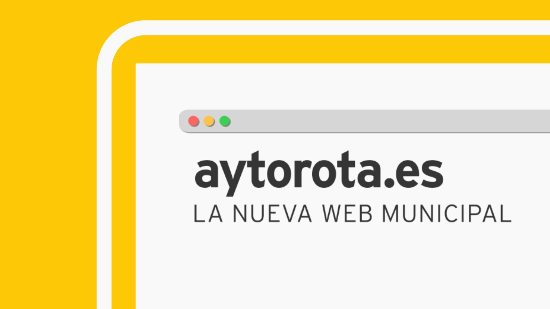 así es nuestra web.